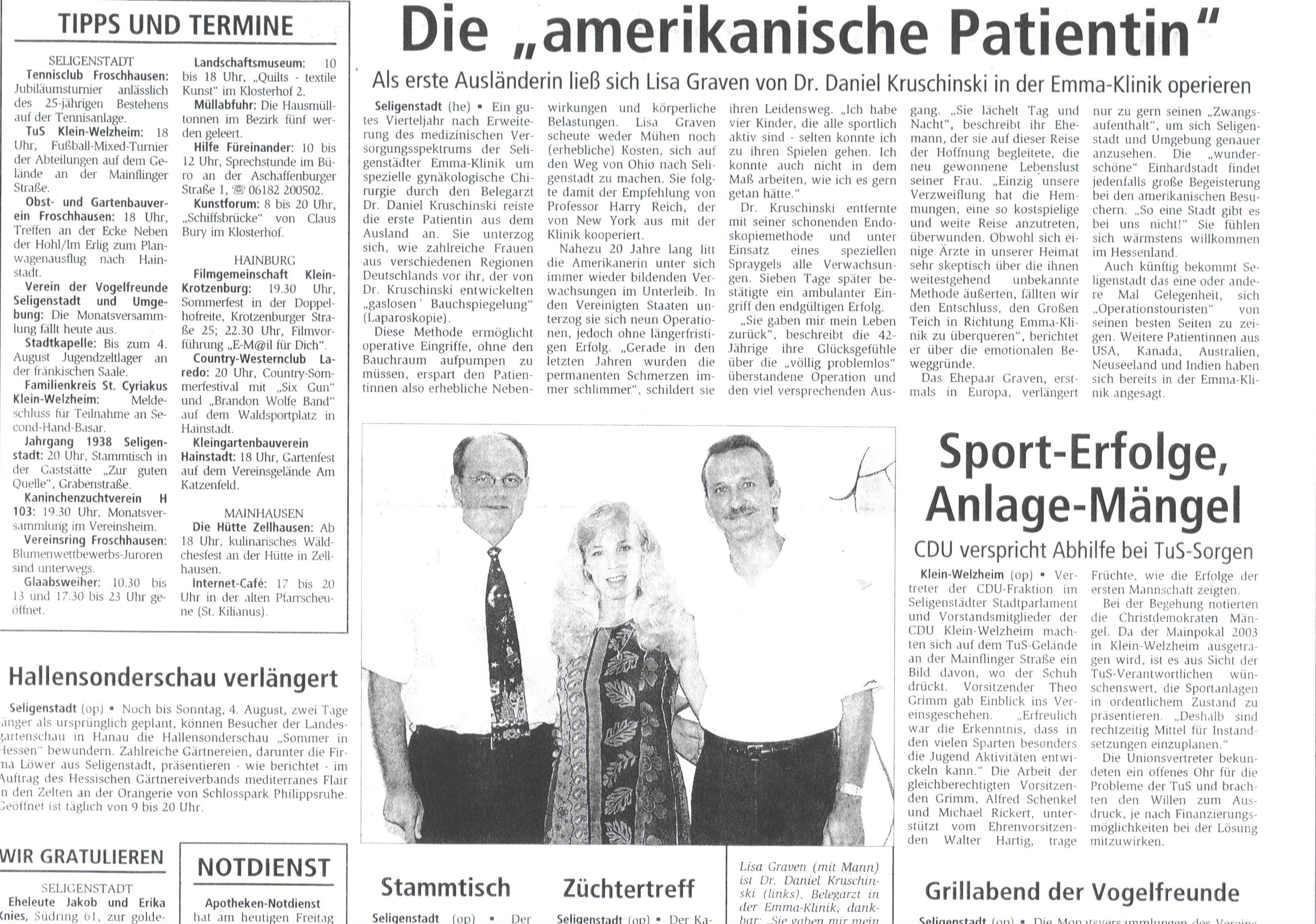 offenbach post bekanntschaften Ravensburg